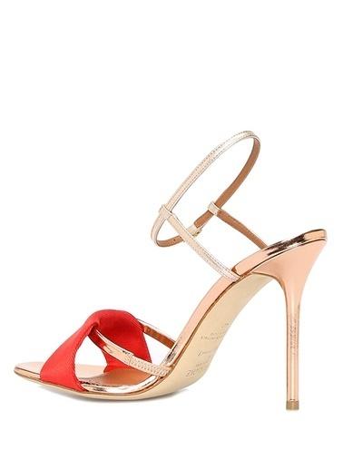 Malone Souliers Sandalet Kırmızı
